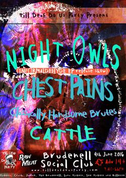 NIghtowls Leeds