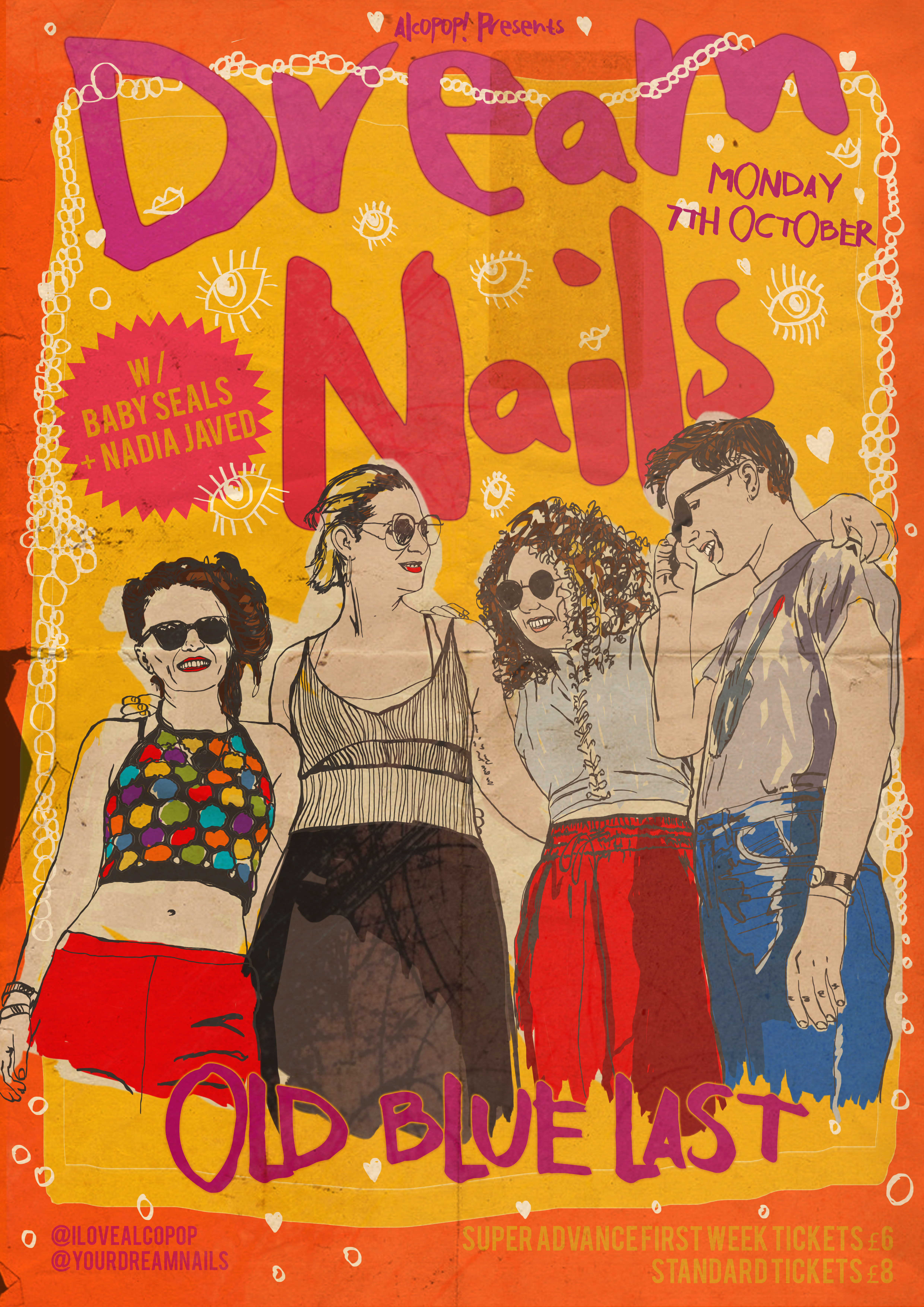 dreamnails poster