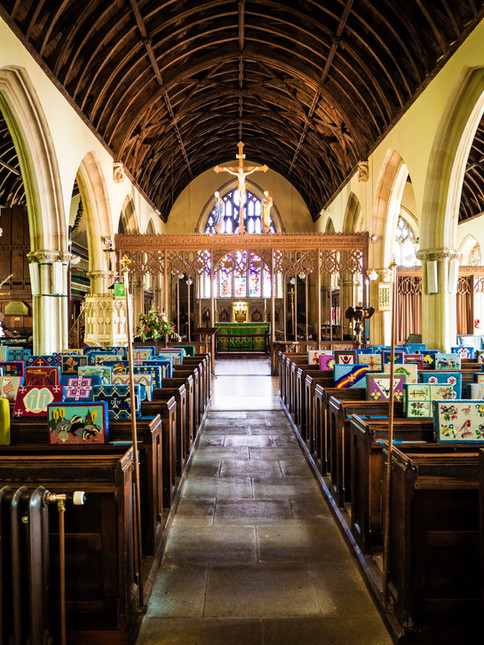 A church in Dulverton