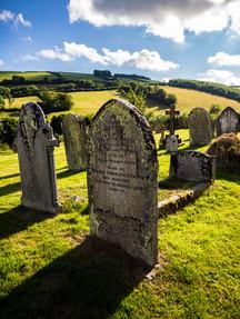 Exmoor gravestones