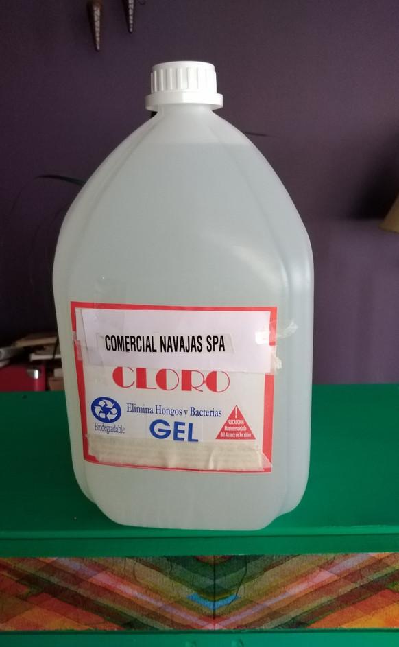 CLORO GEL