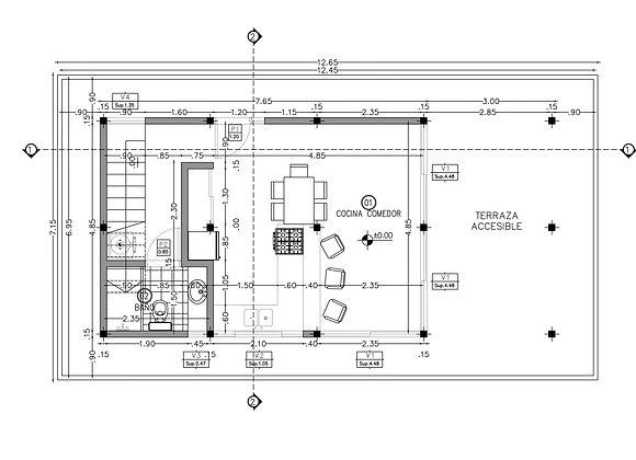 PLANOS COMPLETOS EN PDF Y EN DWG