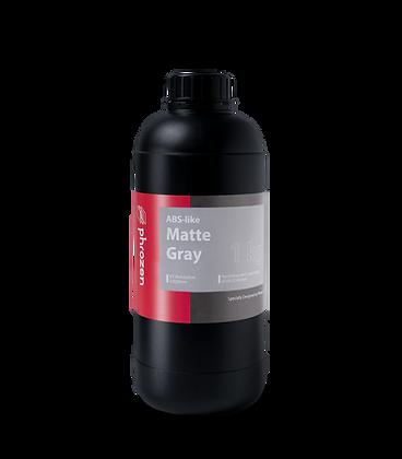 Phrozen ABS like matte Grey resin