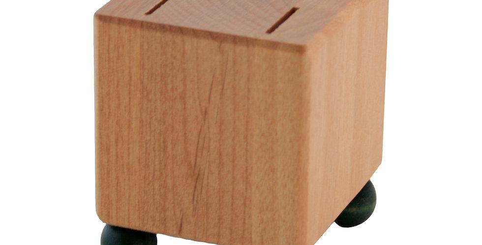 Mini Blocks - Green Feet