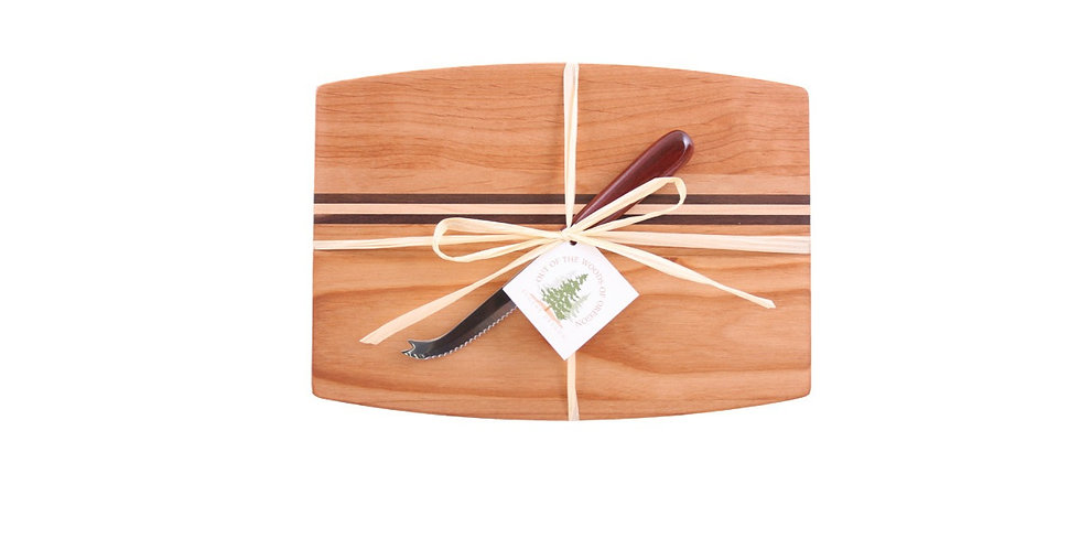 Deluxe Cheese Board with Cheese Knife