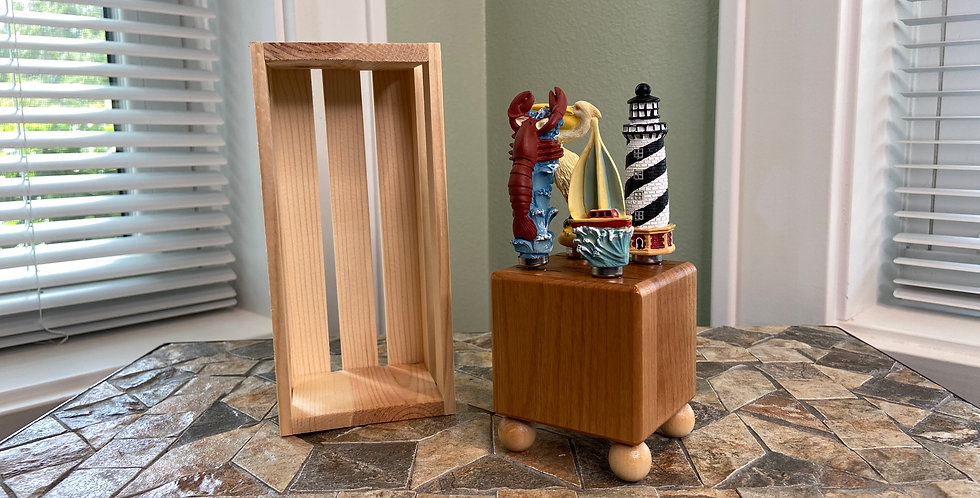 Mini Block Crate Set - Out to Sea