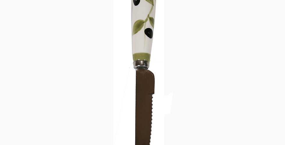 Cheese Knife - Olives