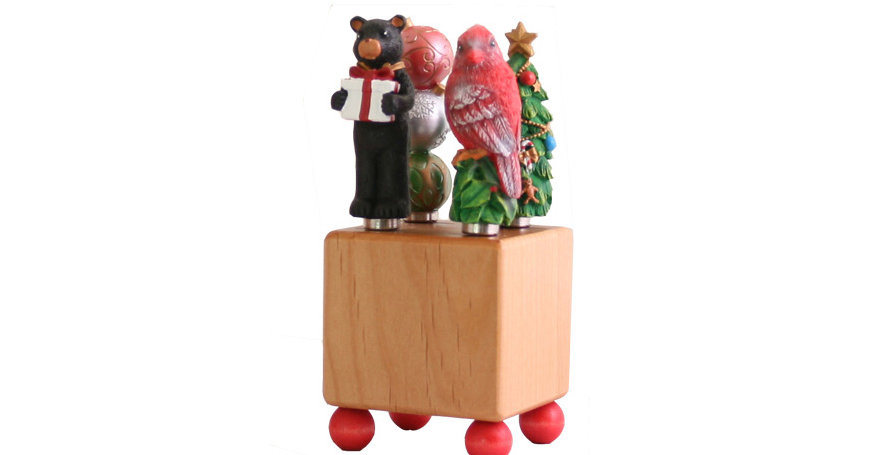 Mini Block Crate Set - Christmas Assortment