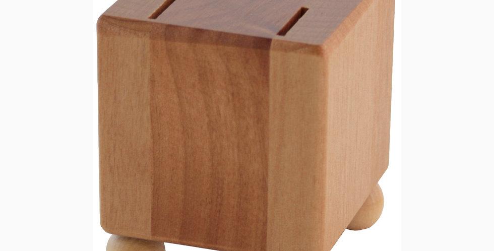 Mini Blocks - Natural Alder Feet