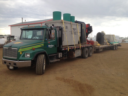 Loaded and ready to roll: Advanced treatment system