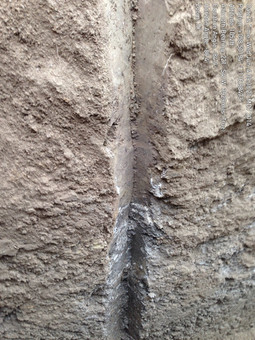Soil sampling: layering