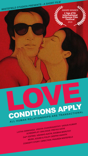 Love. Conditions Apply.