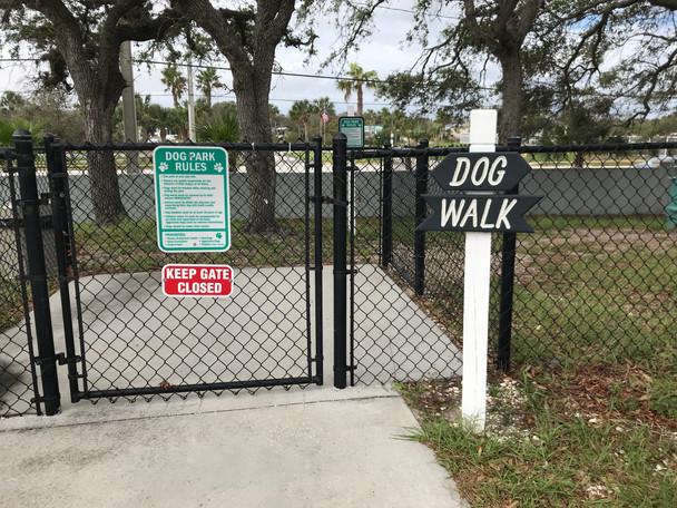 Dog park!