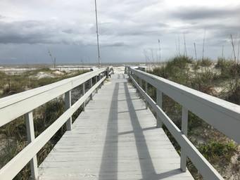 So close to the beach!