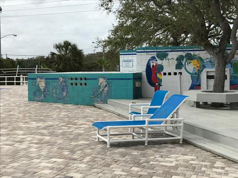 Large Pool Murals!