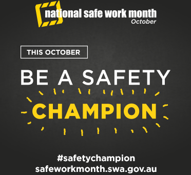 Safety Month 2019