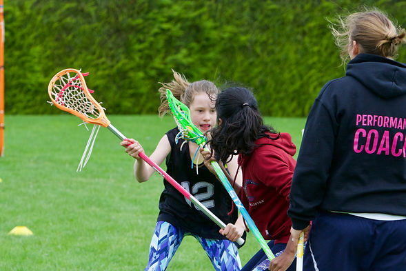 Youth Lacrosse Course