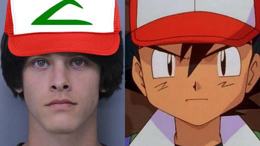 PIKA-PEW: Pokemon Trainer 'Ash' Lookalike Arrested For Post Drug Deal Shooting