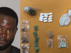 Search Of Florida Man's Butt Turns Up Heroin, Cocaine, Crack, Pills And Weed