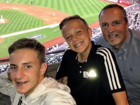 Florida Man Touring All MLB Stadiums To Raise Awareness After ALS Diagnosis