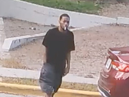 VIDEO: West Augustine Shooting Suspect Caught On Camera
