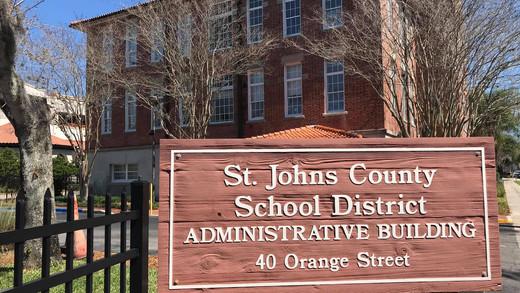 St. Johns County School Distict to lift mask mandate