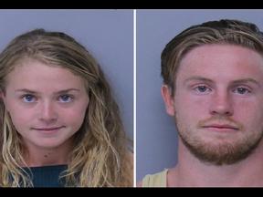 Florida Couple Invited Cops Inside To See Acid And Marijuana Stash - Cops Invite Them To Jail