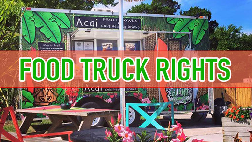 BATTLE: Why Do Local Food Trucks Have To Fight So Hard For Their Rights?