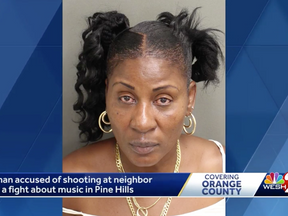 Woman Shoots At Neighbor Over Loud Music