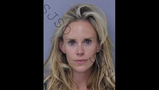 PGA Golfer's Wife Literally Dragged Kicking and Screaming to Jail in PV