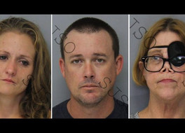 METH: Meth Pirate and 2 Others Arrested in St. Augustine for Meth and Crack