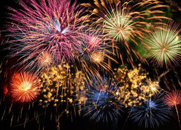 BACK ON: City Reverses Decision To Cancel Fireworks.