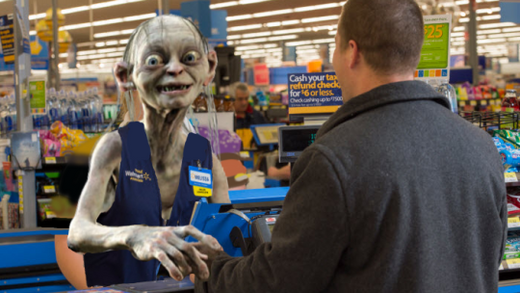 """RAGE: Local Shoppers Wonder Why Walmart """"Express Lane"""" is the Slowest Lane in the Store"""