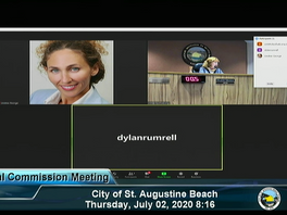 St. Augustine Beach Rejects Mask Mandate - 'Strongly Recommends Face Coverings'