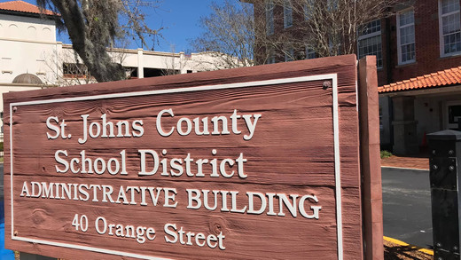 St. Johns County superintendent: No schools in immediate danger of shutting down