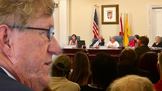 SOLO: One City Commissioner Suggested Removal of City Manager During Review
