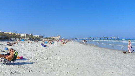 EXEMPT: Scott's Private Beach Bill Does Not Apply to St. Johns County