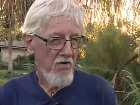 80yr Old Florida Man Has Full On Gladiator Match With Alligator