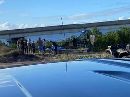 REPORT: Body Found Near 206 Bridge