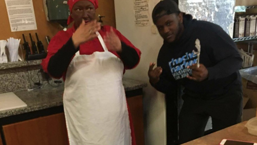 YIKES: Local Icon Protested After 'Blackface' Costume by Employee - 'She Has Biracial Gr