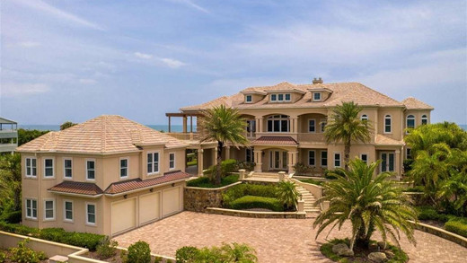 PHOTOS: Steve Spurrier Selling Crescent Beach Mansion