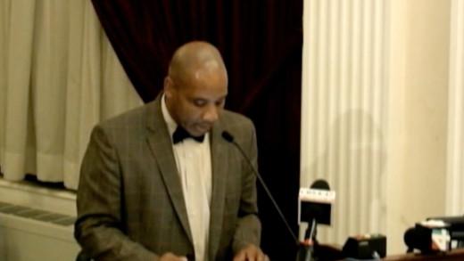 VIDEO: Rev Ron Rawls Addresses City Commission - 10-23-17