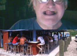 AWARD: Why Jack's BBQ Recognized as #1 Hang Out Spot for St. Augustine's Creepy Old Dude Populat