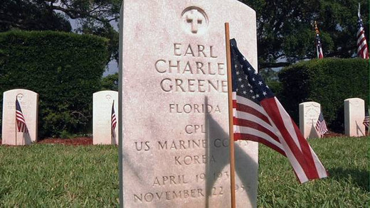 REMEMBERING: Telling The Stories Of Veterans Buried At National Cemetery