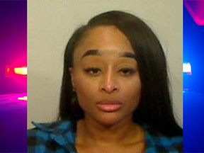 Woman With Scary Eyebrows Charged In Assault With Coconut