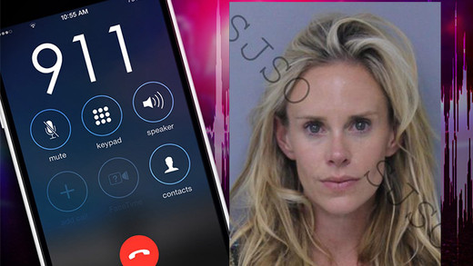 'My Wife Has Gone Crazy' - The 911 Call From PGA Golfer's Home