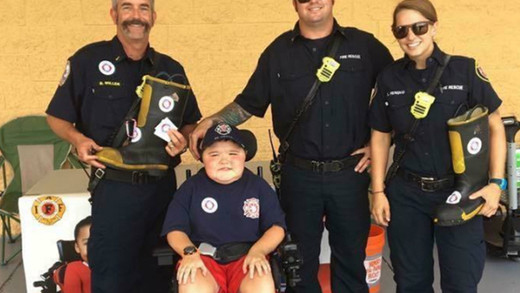 HEROES: Firefighters Raising Money This Weekend For Muscular Dystrophy