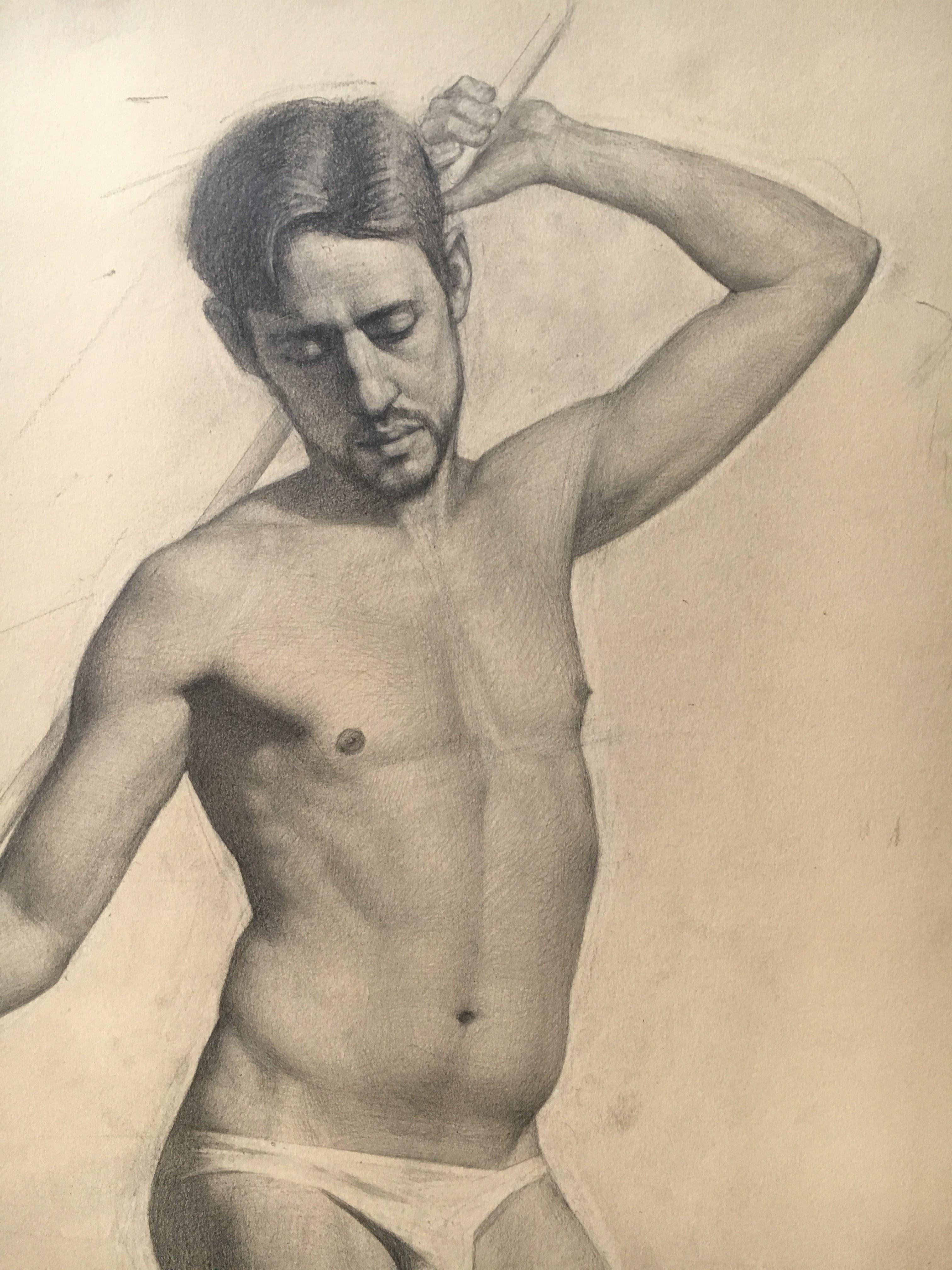 Long-Form Figure Drawing Mechanics
