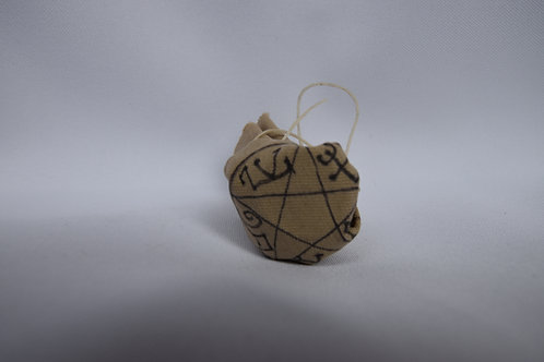 Witch's Hex Bag