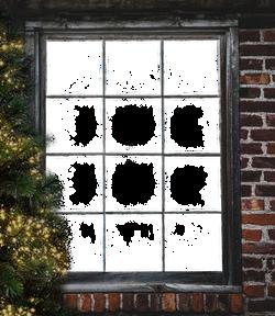 ChristmasWindowFrameTree1